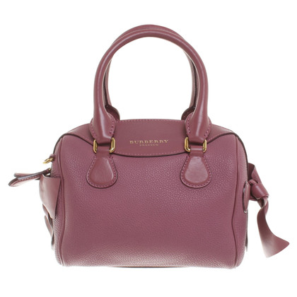 Burberry Prorsum Handbag in purple