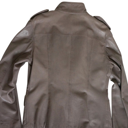Fratelli Rossetti Biker leather jacket