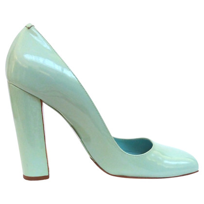 Jil Sander pumps Block Heel