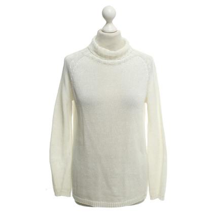Max Mara Sweater in white
