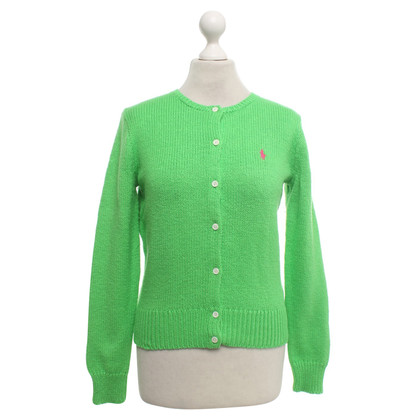 Polo Ralph Lauren Cardigan in verde