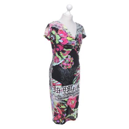 Roberto Cavalli Dress with graphic print