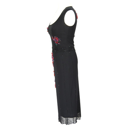 Karen Millen Black costume with sequin