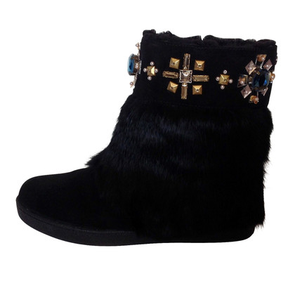 Tory Burch Curran Embellished Bootie