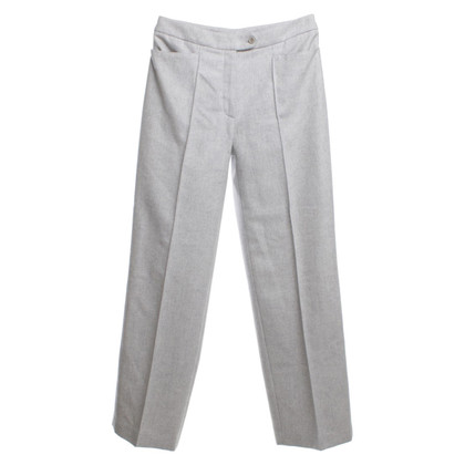 Joseph Wool trousers in light grey