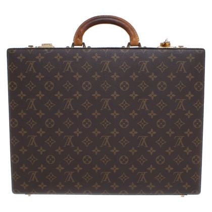 Louis Vuitton Briefcase from Monogram Canvas