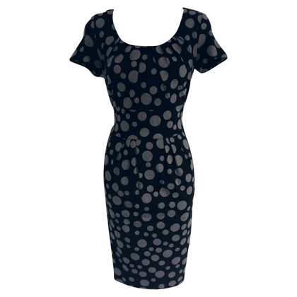 Armani Collezioni Dress in Black / grey