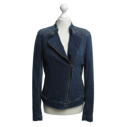 7 For All Mankind Jeans jacket with rivets
