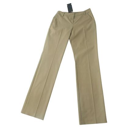 Escada Pantaloni in cammello