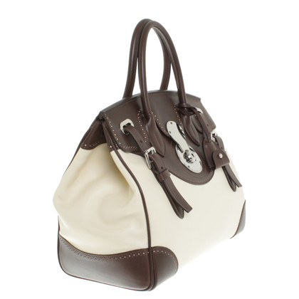 Ralph Lauren Borsa in marrone