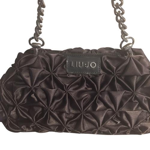08d61db4ec Liu Jo Handbag in Gray - Second Hand Liu Jo Handbag in Gray buy used ...