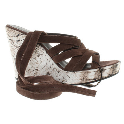 Marc Cain Sandalen Wedge