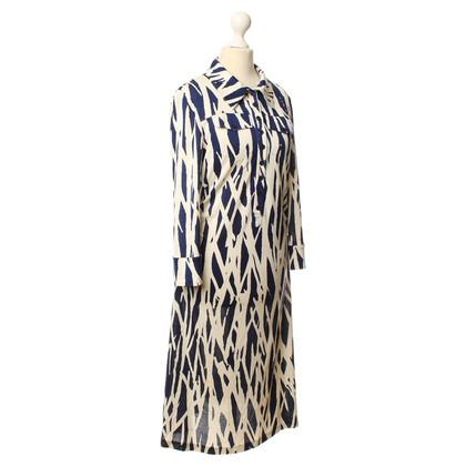 Diane von Furstenberg Pattern dress