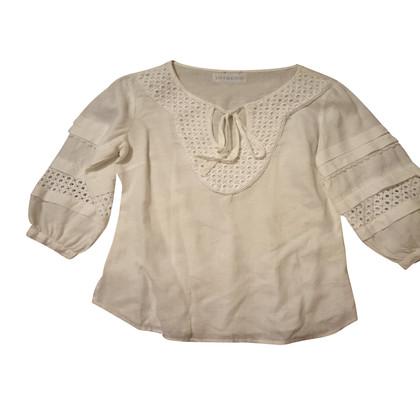 Max & Co Shirt lin brodé
