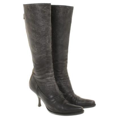 Miu Miu Boots in used look