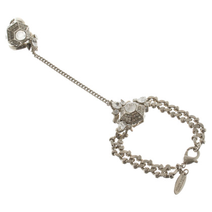 Roberto Cavalli Bracelet with rings
