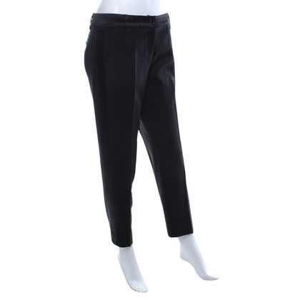 Max & Co trousers in black