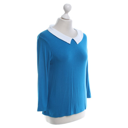 Hobbs Top in blu medio