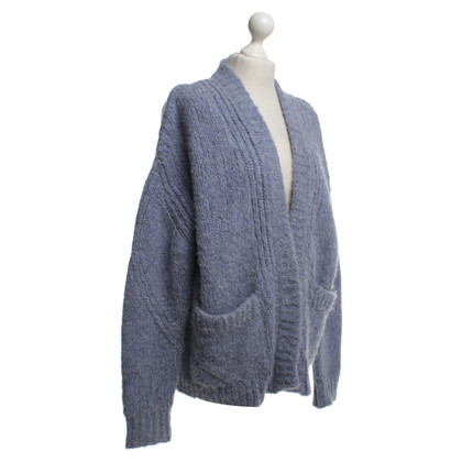 Tibi Strickjacke in Hellblau
