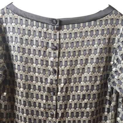 Pinko Dress CARDARE 100% pure silk