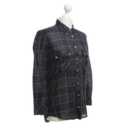 Isabel Marant Etoile check shirt