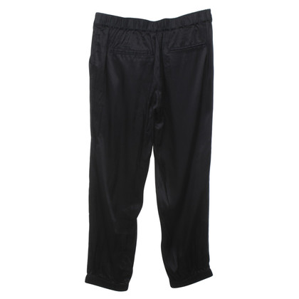 Armani trousers in black