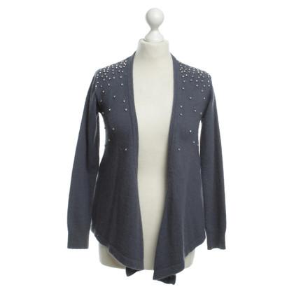 Reiss Cardigan in blue grey