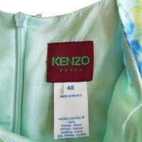 Kenzo Robe en viscose