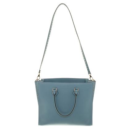 Valentino Handbag in smoke blue