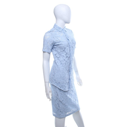 Burberry Prorsum Costume in blue