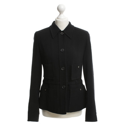 René Lezard Blazer in Black