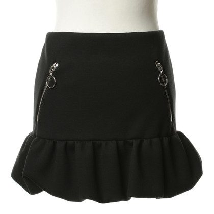 Moschino skirt in black