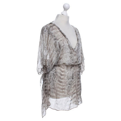 Marc Cain Tunic with snake print