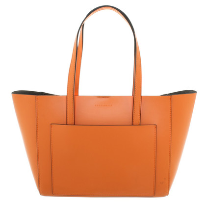 Coccinelle Handbag in orange