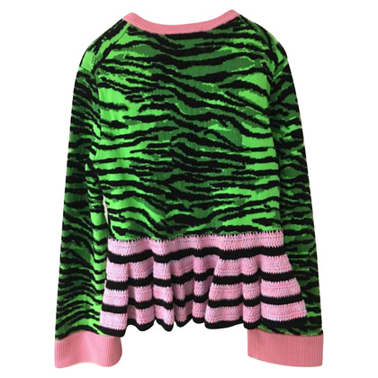 H&M (designers collection for H&M) ANIMAL PRINT SWETAER