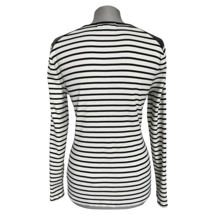 Ralph Lauren top with stripe pattern