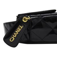 Chanel Sac à bandoulière en cuir verni