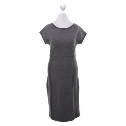 Etro Kleid in Grau-Braun