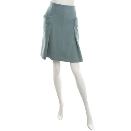 Chloé skirt in grey green