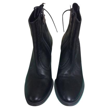 Other Designer A. F. Vandevorst - leather ankle boots