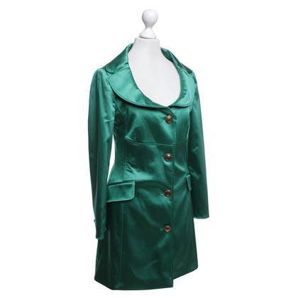Dolce & Gabbana Coat in green
