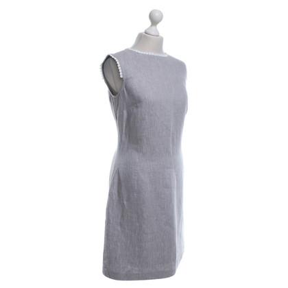 Hobbs Linen dress in grey