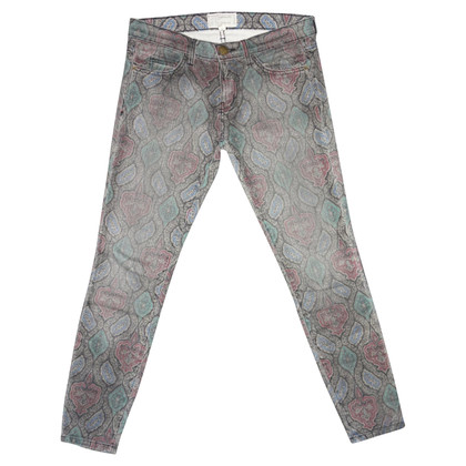 Current Elliott Jeans mit Print