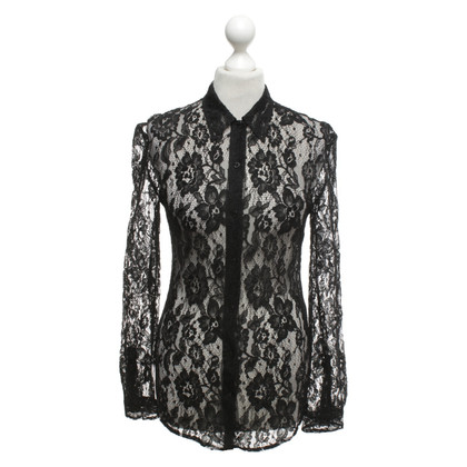 Dolce & Gabbana Lace blouse in black