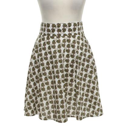 Dolce & Gabbana skirt with pattern