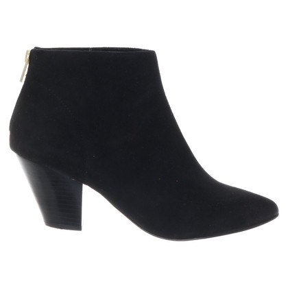 Ash Suede ankle boots