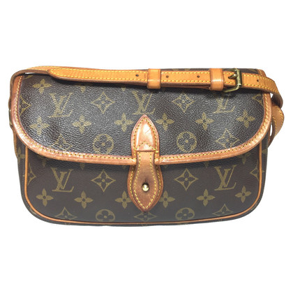 "Louis Vuitton ""Gibecière Monogram Canvas"""