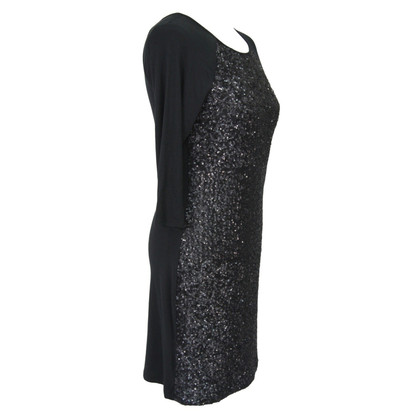 Ted Baker Vestito di paillette in Black