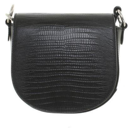 "Alexander Wang Shoulder bag ""Lia"" in black"