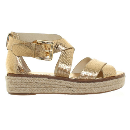Michael Kors Sandals in goud